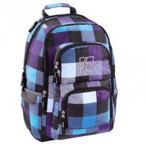 Plecak szkolny Louth Caribbean Check - All Out Hama