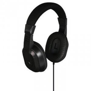 Słuchawki nauszne HED4407 czarne - Thomson