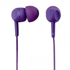 Słuchawki douszne EAR3005 fioletowe - Thomson
