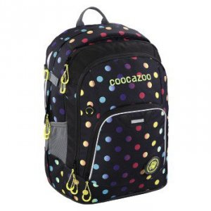 Plecak szkolny Rayday Magic Polka - Coocazoo