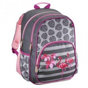 Plecak szkolny Flamingo- Hama