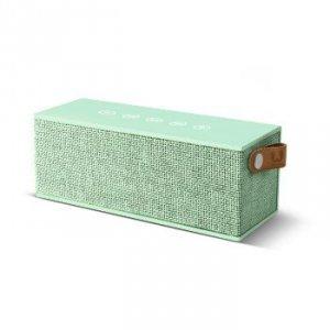 Głośnik Bluetooth Rockbox Brick Fabriq Edition Peppermint - Fresh'n Rebel