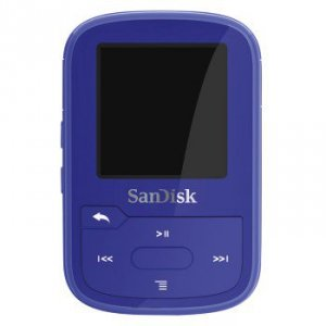 Sansa clip sport plus 16gb niebieska