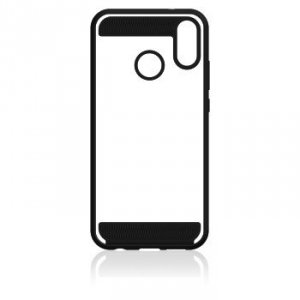 Etui do Huawei P20 Lite Air Case czarne - Black Rock