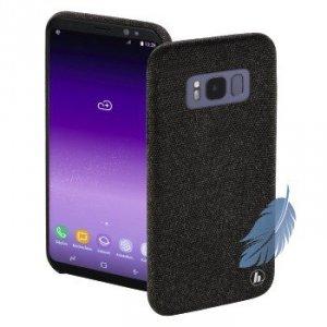 Etui do Samsung S8 Cozy czarne - Hama