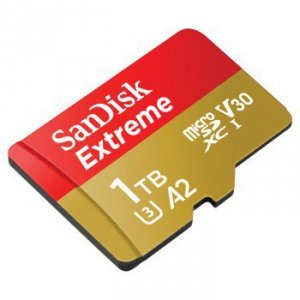 Karta pamięci MicroSDXC Extreme 1TB 160MB/s - SanDisk