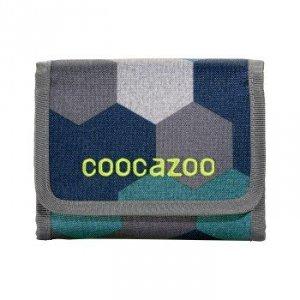 Portfel dziecięcy CashDash 2 Blue Geometric Melange - Coocazoo