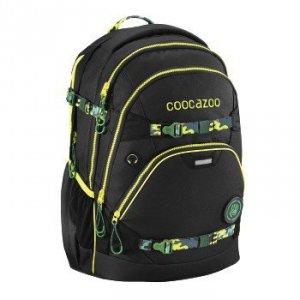 Plecak szkolny E-Scalerale Teccheck Black - Coocazoo