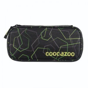 Przybornik szkolny PencilDenzel 2 Laserbeam Black - Coocazoo