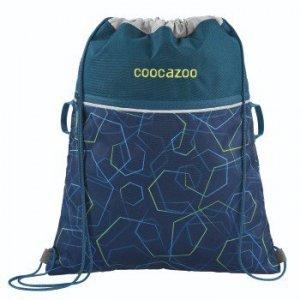 Worek na buty Rocket Pocket 2 Laserbeam Blue - Coocazoo