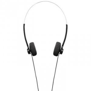 Słuchawki nauszne Basic4music czarne - Hama