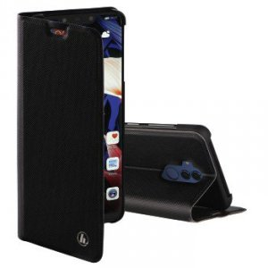 Etui do Huawei Mate 20 Lite Slim Pro Booklet czarne - Hama