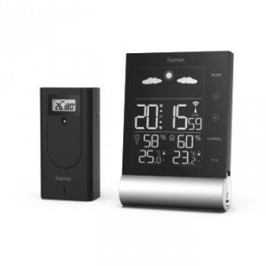 Black line weather station