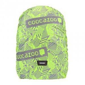 Pokrowiec na plecak żółty refleks - Coocazoo