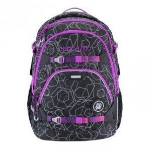 Plecak szkolny Scalerale LaserReflect Berry - Coocazoo