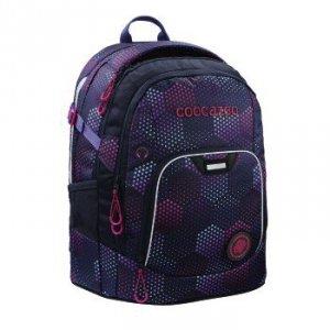 Plecak szkolny Rayday Purple Illusion - Coocazoo