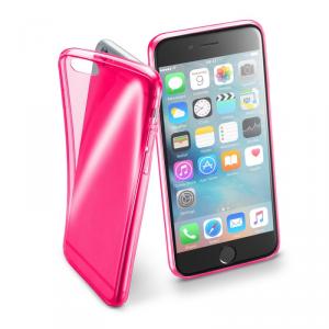 CELLULAR LINE Fluo Etui iPhone 6/6S różowe