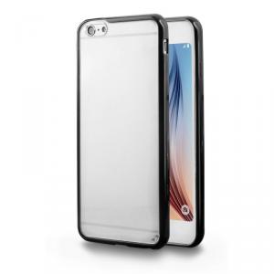 AZURI Bumper Etui Samsung Galaxy S6 czarne