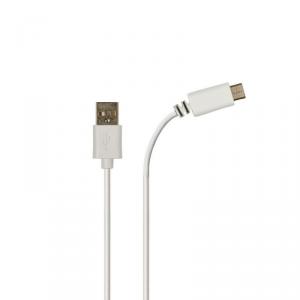 AZURI Kabel USB-C biały