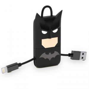 TRIBE Gwiezdne Wojny Kabel lightning Keyline 22 cm Batman