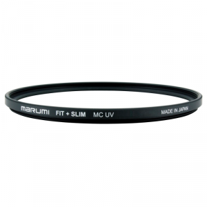 MARUMI filtr fotograficzny FIT+SLIM MC UV (CL) 77mm