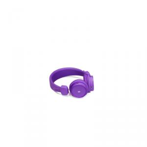 TTEC Bubbles  2 słuchawki nauszne fioletowe