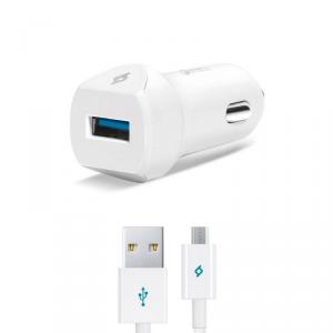TTEC Ładowarka Sam. SpeedCharger QC 3.0 +kabel micro-USB