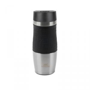 Kubek termiczny 380 ml srebrny - Rivacase