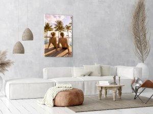 Fotoobraz pionowy z Twoim zdjęciem, różne formaty - Studioix.pl