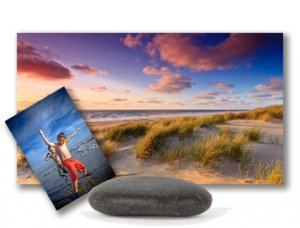 Foto plakat HD 50x130 cm - powiększenie foto mat