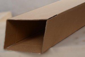 Karton do pakowania szpadli - opakowanie 119x20x25 cm