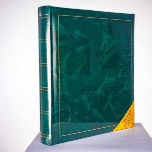Album 10x15/500 szyty Classic zielony - Poldom