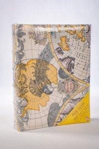Album 10x15/500 szyty Mapa - Poldom