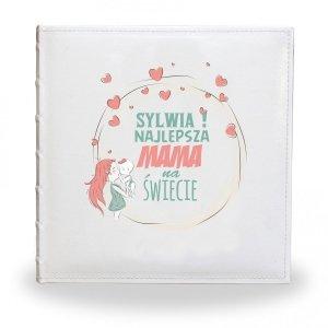 Album 30x30/60 Najlepsza Mama z Twoim napisem - Studioix.pl