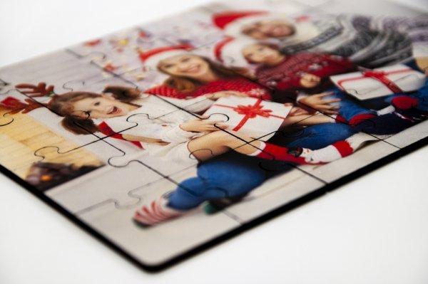 drewniane puzzle ze zdjęciem entero.pl