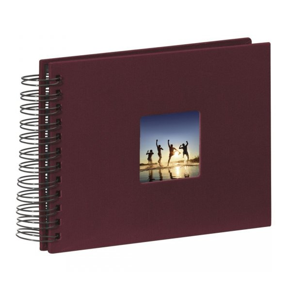 Album-24x17-50-Fine-Art-bordowy-czarne-strony-Hama