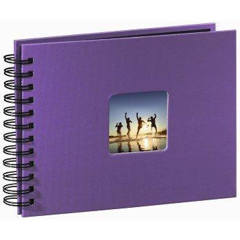 Album-24x17-50-Fine-Art-fioletowy-czarne-strony-Hama