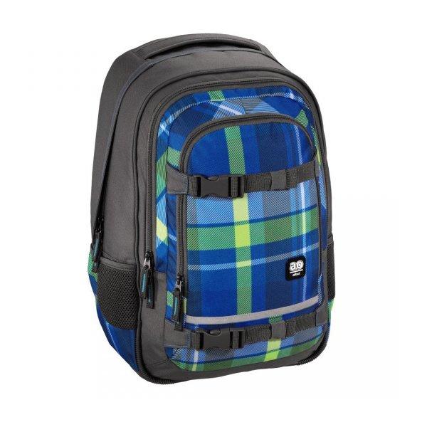 Plecak Szkolny Selby Kolor: Woody Blue