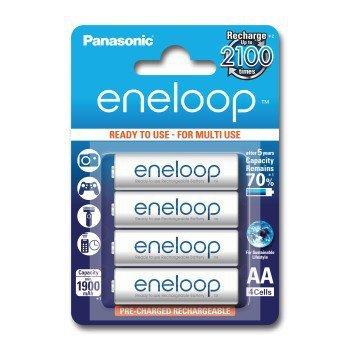Akumulator Panasonic Eneloop R6 AA 1900 mAh 2100 cykli 4 szt.
