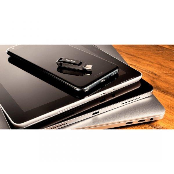 Ultra dual drive go usb type c flash drive 128gb