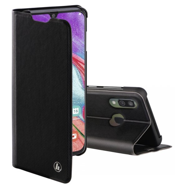 Etui-do-Samsung-Galaxy-A40-Slim-Pro-Booklet-czarne-Hama