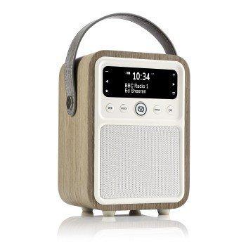 Monty dab+ radio zielony-dąb