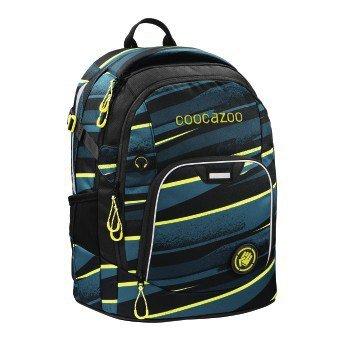 Plecak-szkolny-Rayday-Wild-Stripe-System-MatchPatch-Coocazoo
