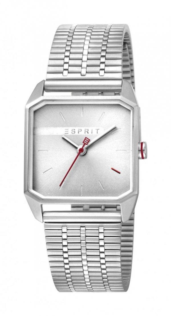 Zegarek damski Esprit Cube Ladies ES1L071M0015