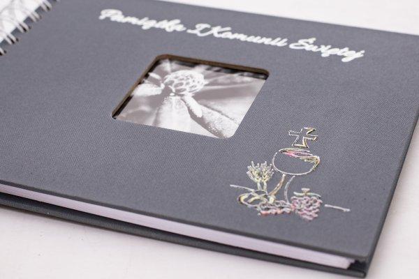Nadruk na albumie fotograficznym - zdjęcie, grafika,  dedykacja