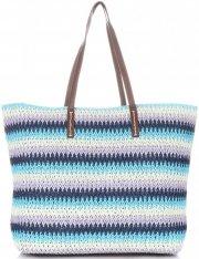 Univerzální Dámské kabelky David Jones Multicolor modrá
