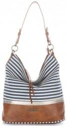 Univerzální Dámské kabelky David Jones Tmavě Modrá