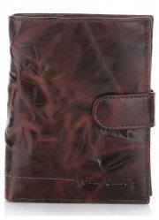 Pánská kožená peněženka Pierre Cardin hnědý