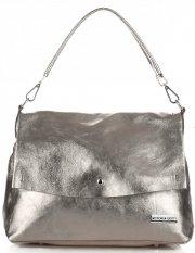 Elegantní kožené kabelky Vittoria Gotti staré zlato