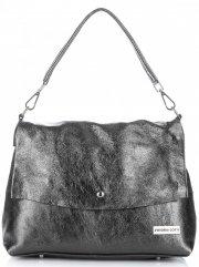 Elegantní kožené kabelky Vittoria Gotti Iron